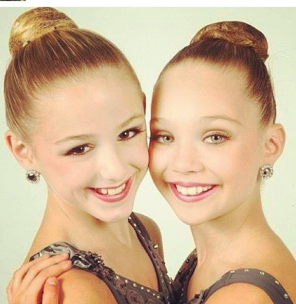 Maddie and chloe dancers pinterest