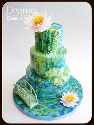 Dreme Cake Artistry Monet