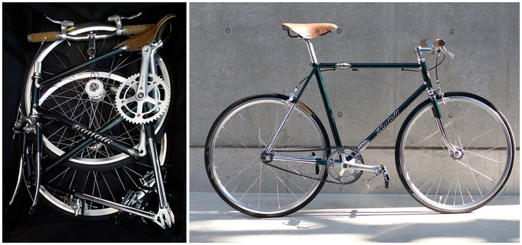 The international bike by Kinfolk