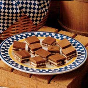 Homemade Candy Bars | Recipe