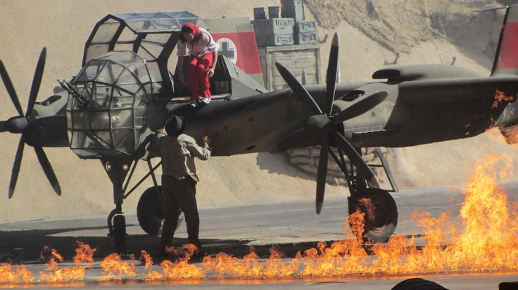 Indiana jones epic stunt spectacular disney s hollywood studios