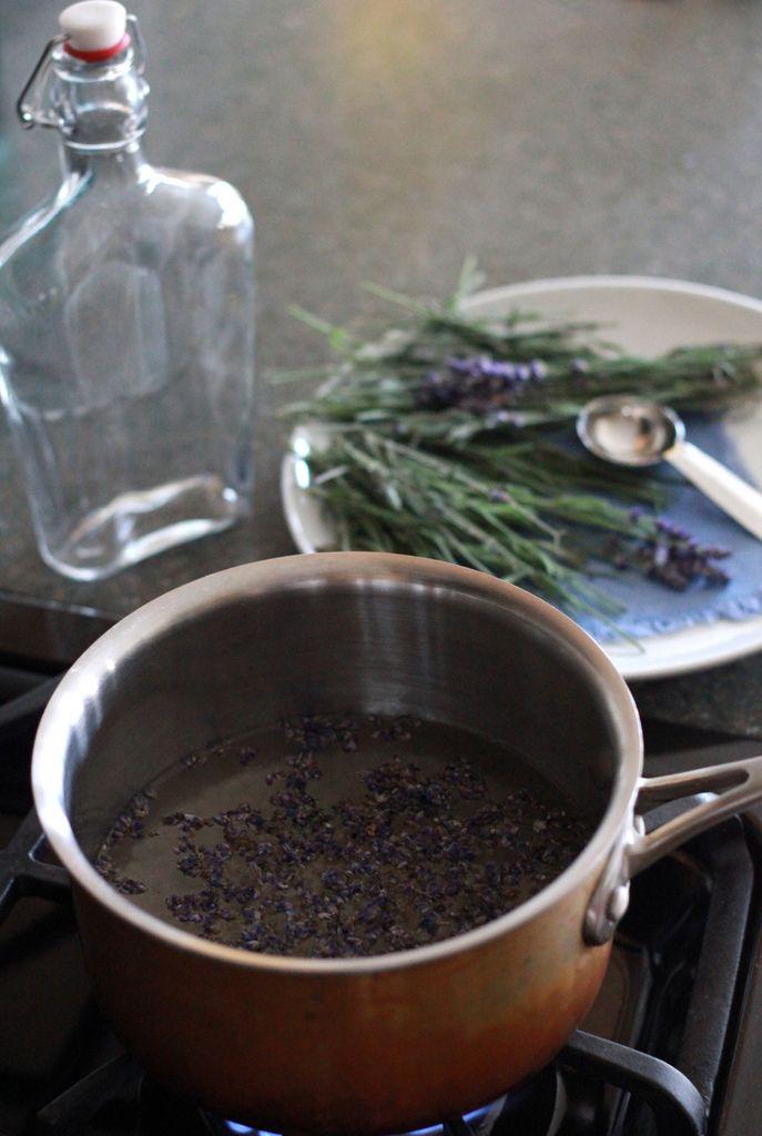 lavender simple syrup | Purples, Plums, Violets | Pinterest