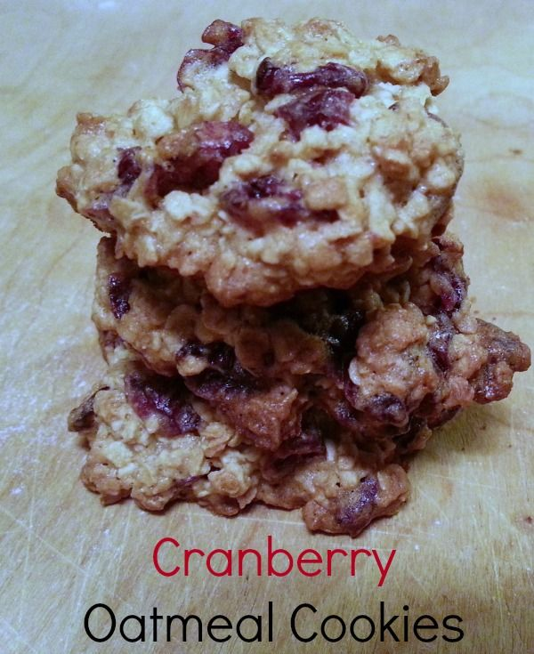 stacked cranberry oatmeal cookies #shop | Foods & more Foods...yumm ...