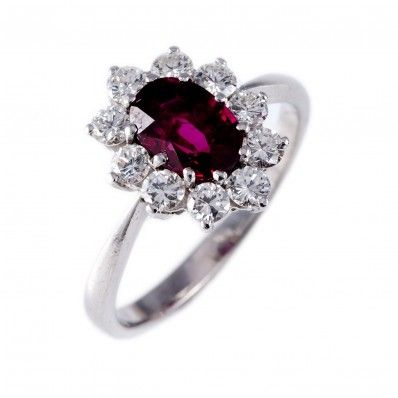 ruby engagement rings antique ruby engagement rings uk