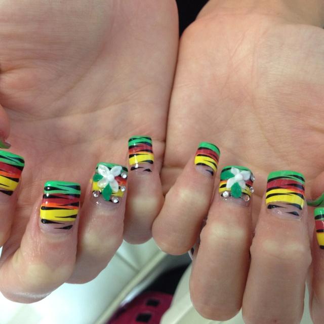 3d nails design | Nails | Pinterest