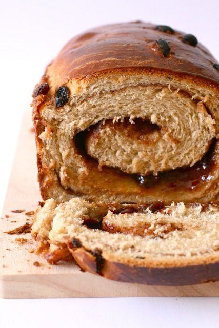 Cinnamon-Swirl Raisin Bread Recipes — Dishmaps