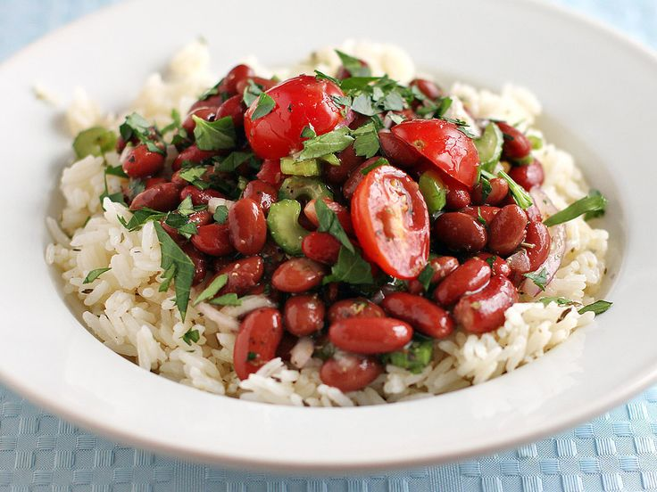 Gojee - Red Beans and Rice Salad by Ezra Pound Cake