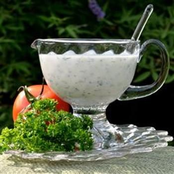 Low Fat Buttermilk Ranch Dressing, Perfecting recipe 6/20/13