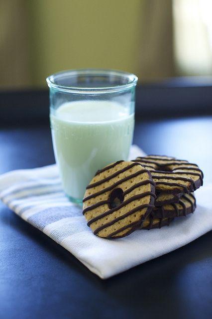 Homemade Fudge Stripes Cookies