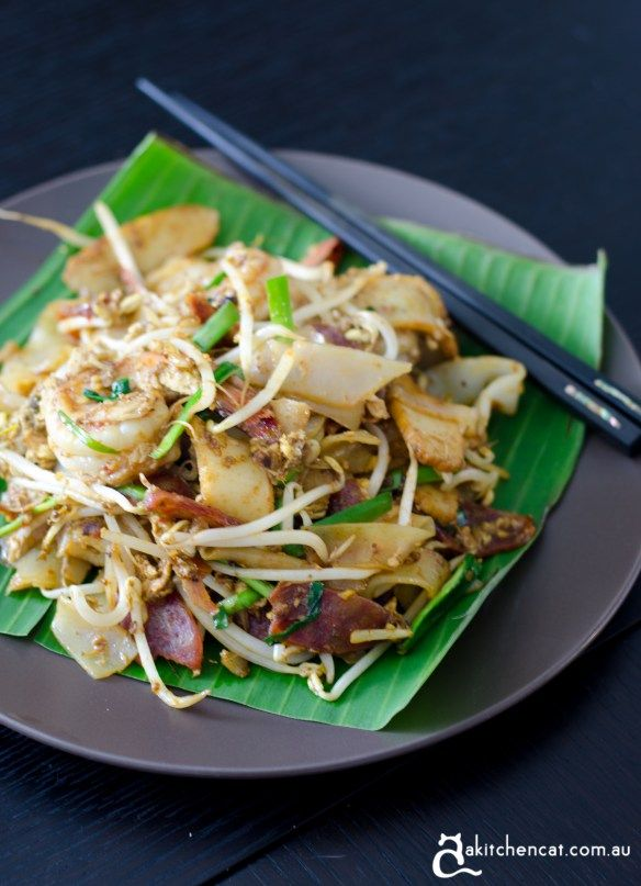 char kuey teow | Rice & Noodles | Pinterest