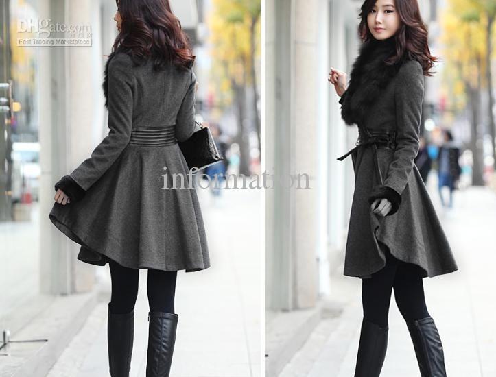 black winter coats for women - Google Search