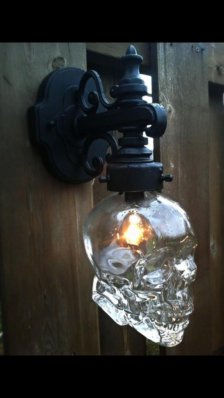Crystal Head Vodka Vodka And Lamps On Pinterest