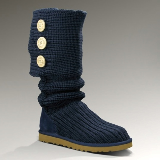 Knit Style Uggs