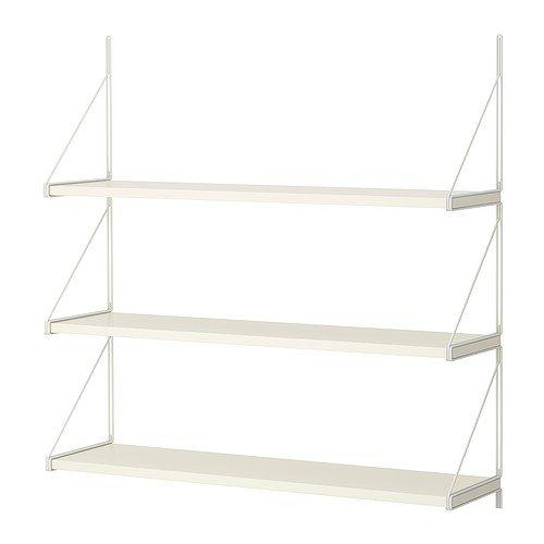 Ekby j rpen ekby g ll wall shelf ikea expedit co for Ikea expedit wall shelf