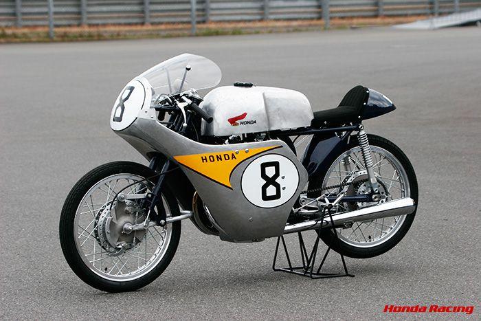 HONDA RC142 125cc 1959