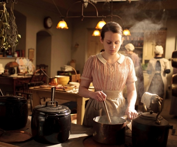 Daisy, the kitchen maid  All Things Downton!  Pinterest