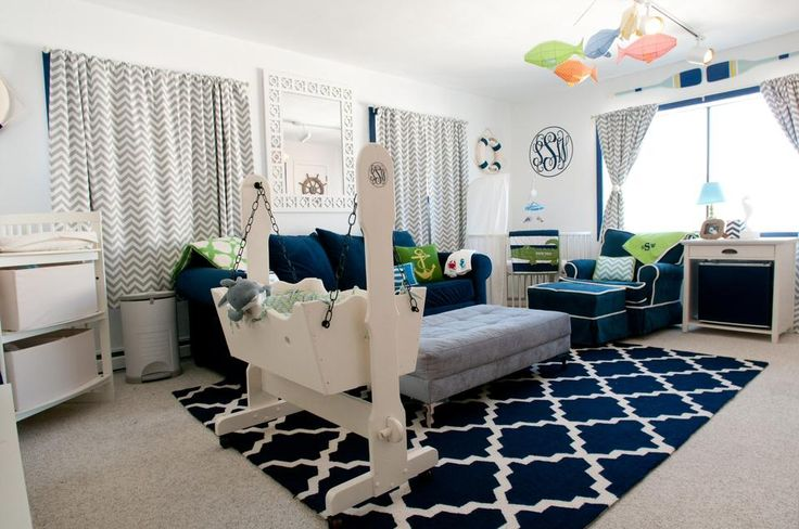 nautical baby boy room baby stuff pinterest