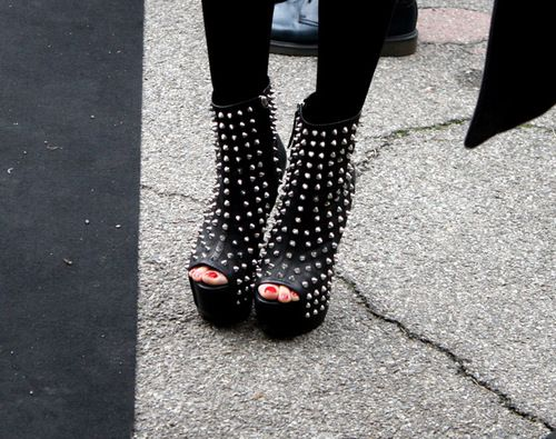 #shoes #studs