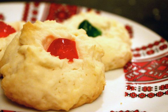 Melt-in-your-mouth shortbread cookies. | Sweet Tooth | Pinterest