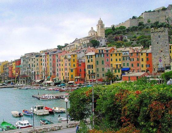 The Italian Riveria