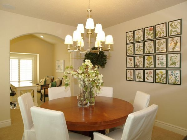 Small formal dining room home design ideas pinterest for Small formal dining room decorating ideas