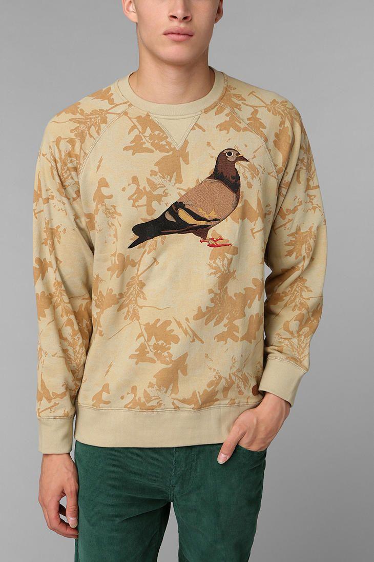 Staple Camo Pigeon Pullover Sweatshirt