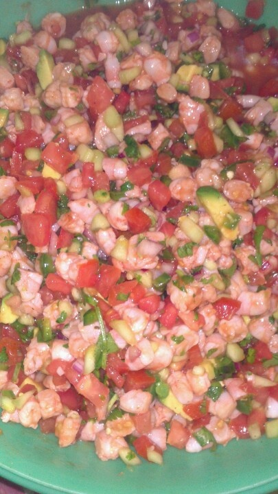 Mexican ceviche | Food and drink | Pinterest