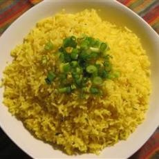 Cuban-Style Yellow Rice | foodie | Pinterest