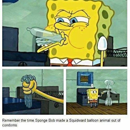 Really Funny Memes Dirty : Gotta love the dirty jokes in spongebob funny sayings