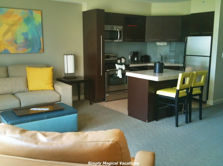 bay lake tower 2 bedroom villa wdw resorts