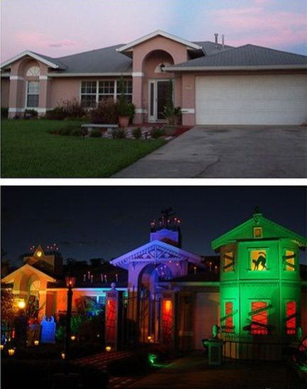 Backyard Haunted House Ideas : Yard Haunt Ideas  Decorations Haunted House  Halloween Ideas