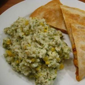 Mexican Sour Cream Rice | Recipes | Pinterest
