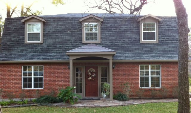 Full Color Change After Brick Stain Exterior Pinterest