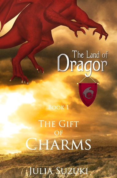 Books Eater: The Gift of Charms (The Land of Dragor Book 1) by ...