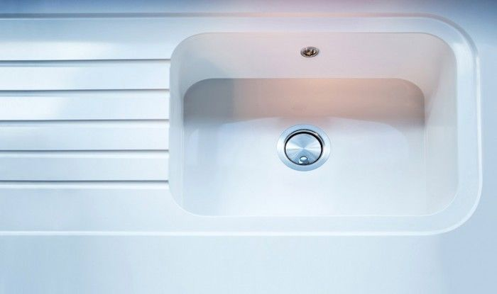 Remodeling 101 engineered quartz countertops by Silestone sink