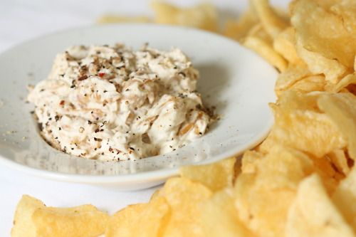 Caramelized onion dip | yummies | Pinterest