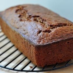 Summer Squash Gingerbread Loaf by dlyn | Food | Pinterest