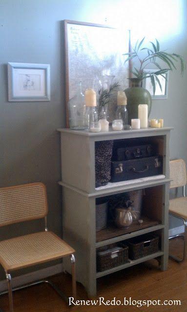 renew redo repurposed chest of drawers decor ideas