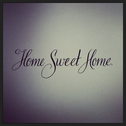 Home sweet calligraphy insta lettering pinterest