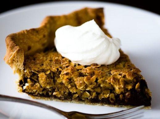 Chocolate Oatmeal Pie | Serious Eats : Recipes