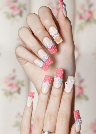 fashion cute nails north hills