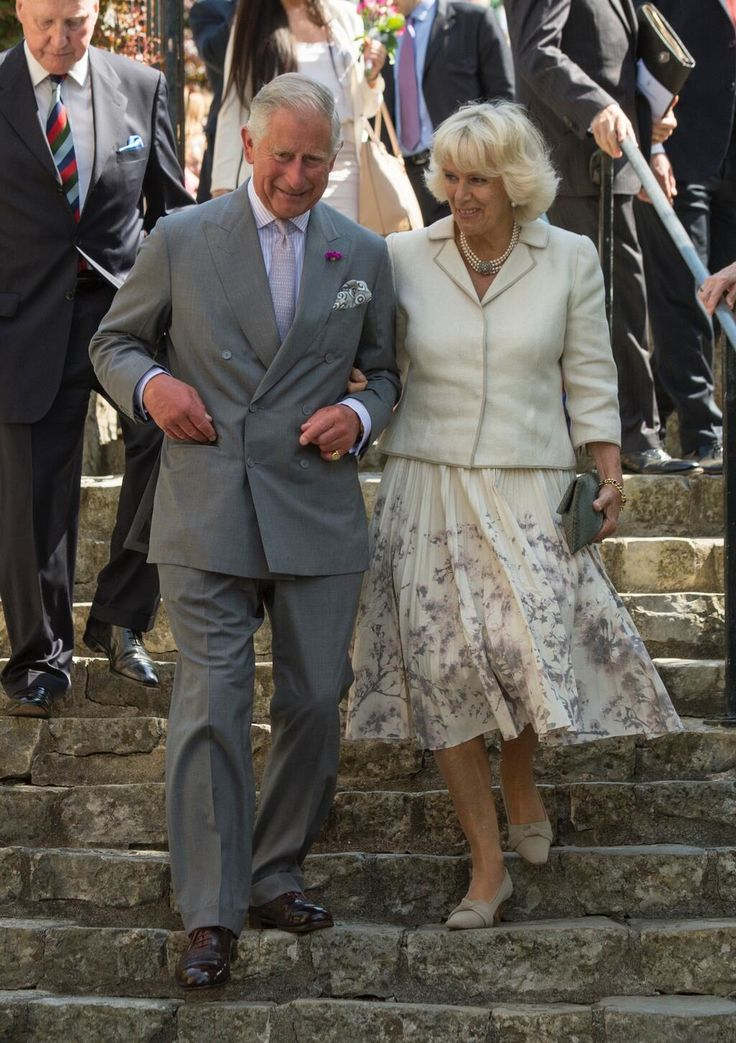 Prince Charles praises darling wife' Camilla in documentary giving rare insight into their marriage