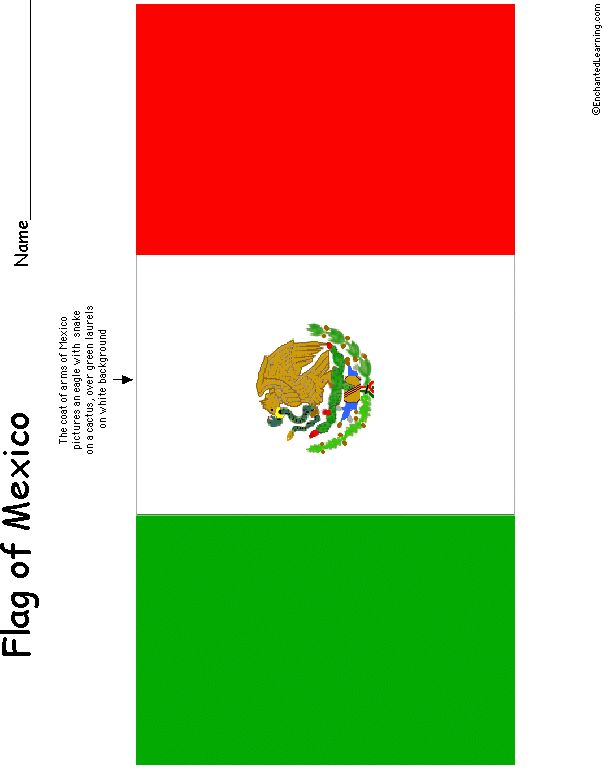 flag day mexico celebration