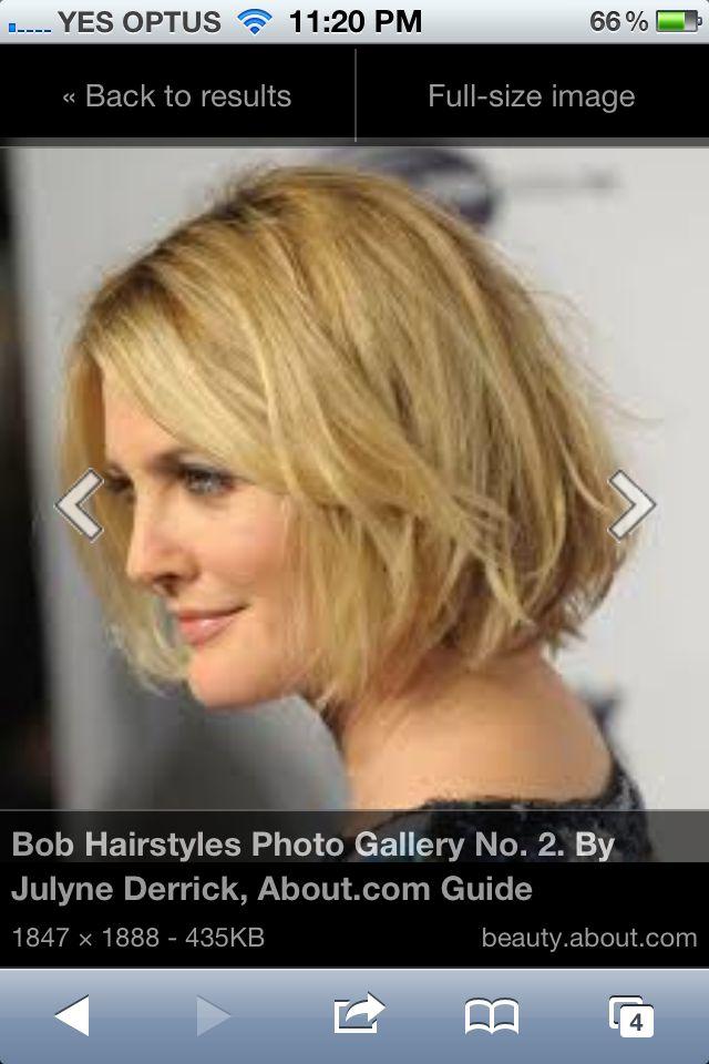 Drew Barrymore short hair | Me | Pinterest