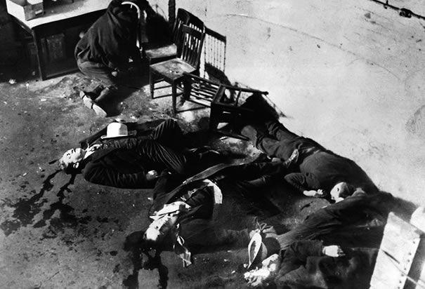 valentine's massacre