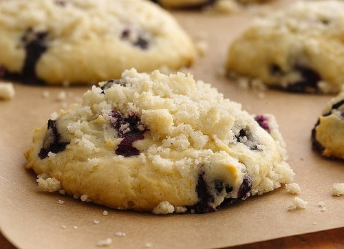 blueberry muffin top cookies; which I am sure will do wonders for my ...