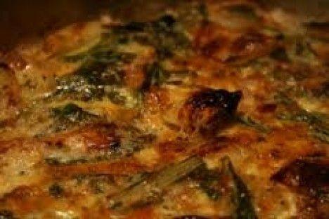 Swiss Chard Frittata | GAP Recipes | Pinterest