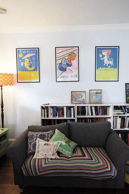 decorating with vintage travel posters apartment therapy posters