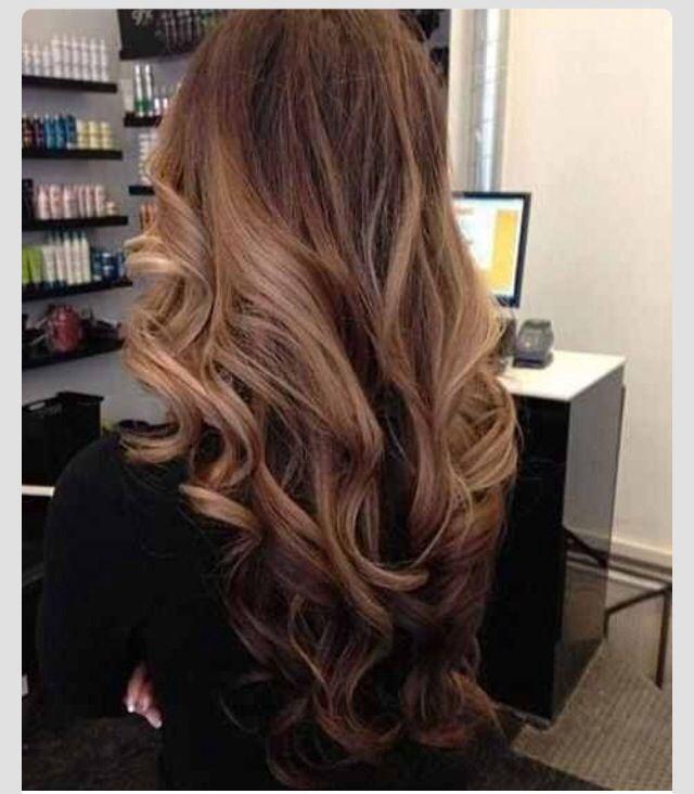 Love the brown blonde balayage hairstyles care for Balayage braun blond