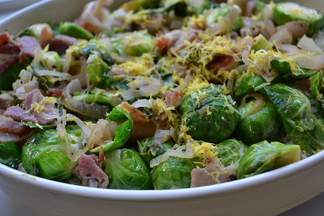 Brussels Sprout Gratin | Good For You! | Pinterest